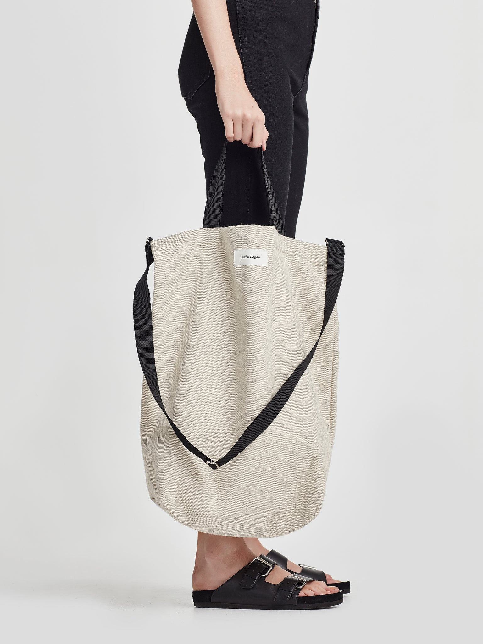 Sunday Tote (Cotton Linen) Natural