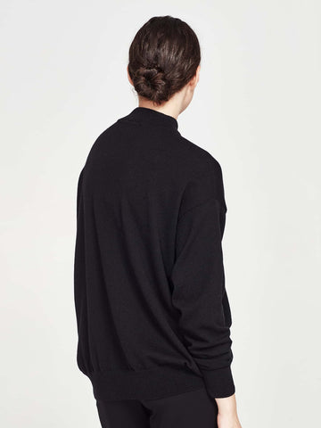 Clare Sweater (Cashmere) Black