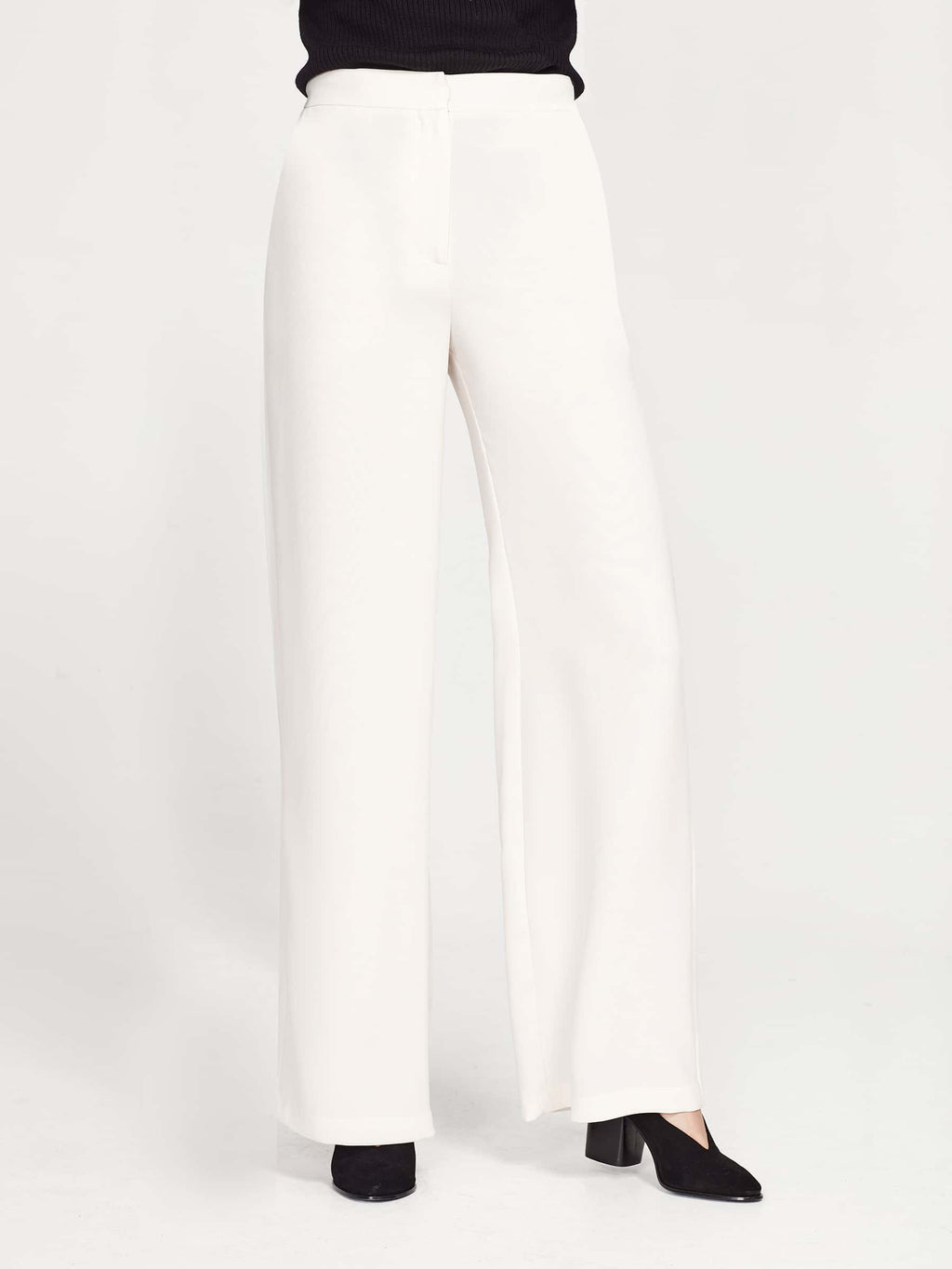 Camden Pant (Luxe Triacetate) Cloud