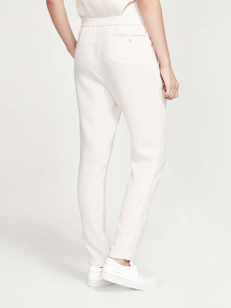 Drape Pant (Luxe Triacetate) Cloud