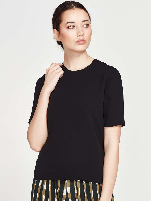 Wolfe Tri T (Luxe Triacetate) Black