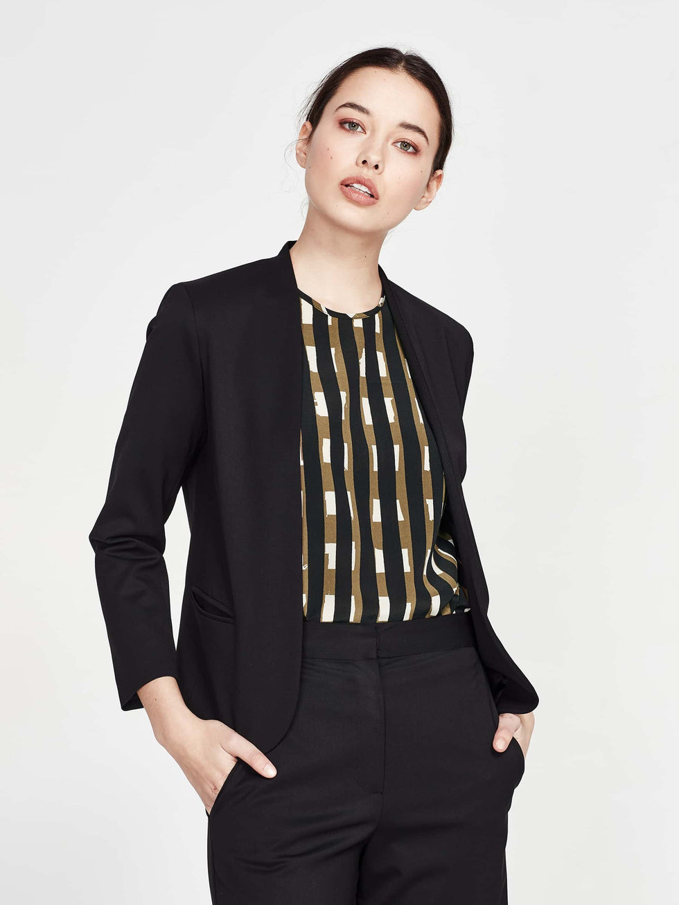 North Blazer (Proenza Suiting) Black