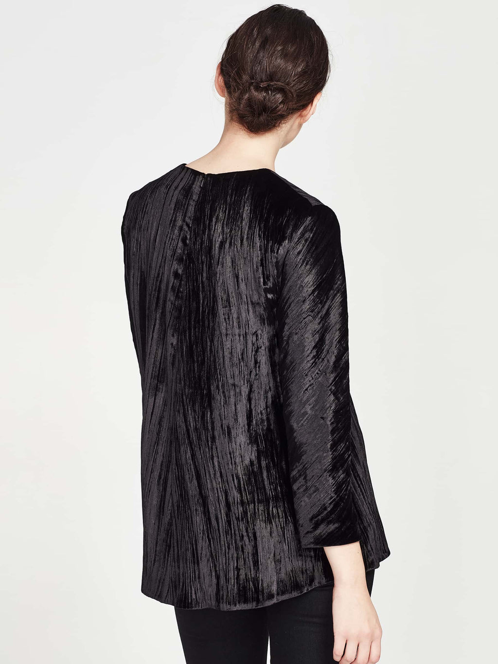 Didi Top (Textured Velvet) Oil