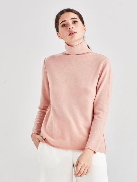Cotton Sweatshirt (Cotton Knit) Chalk