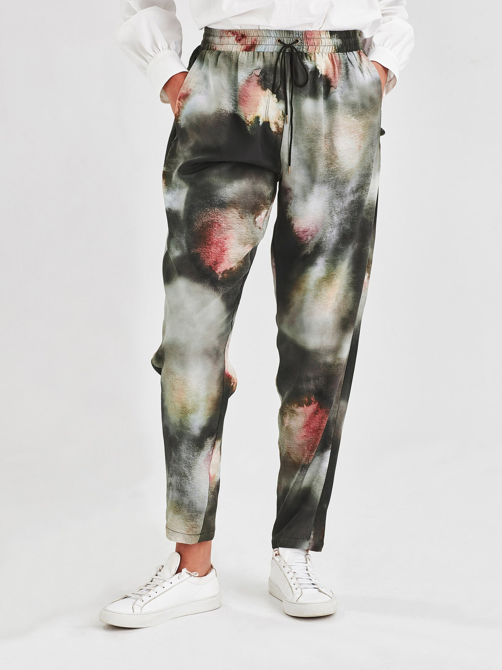 Leonard Pant (Super Nova Silk) Galaxy