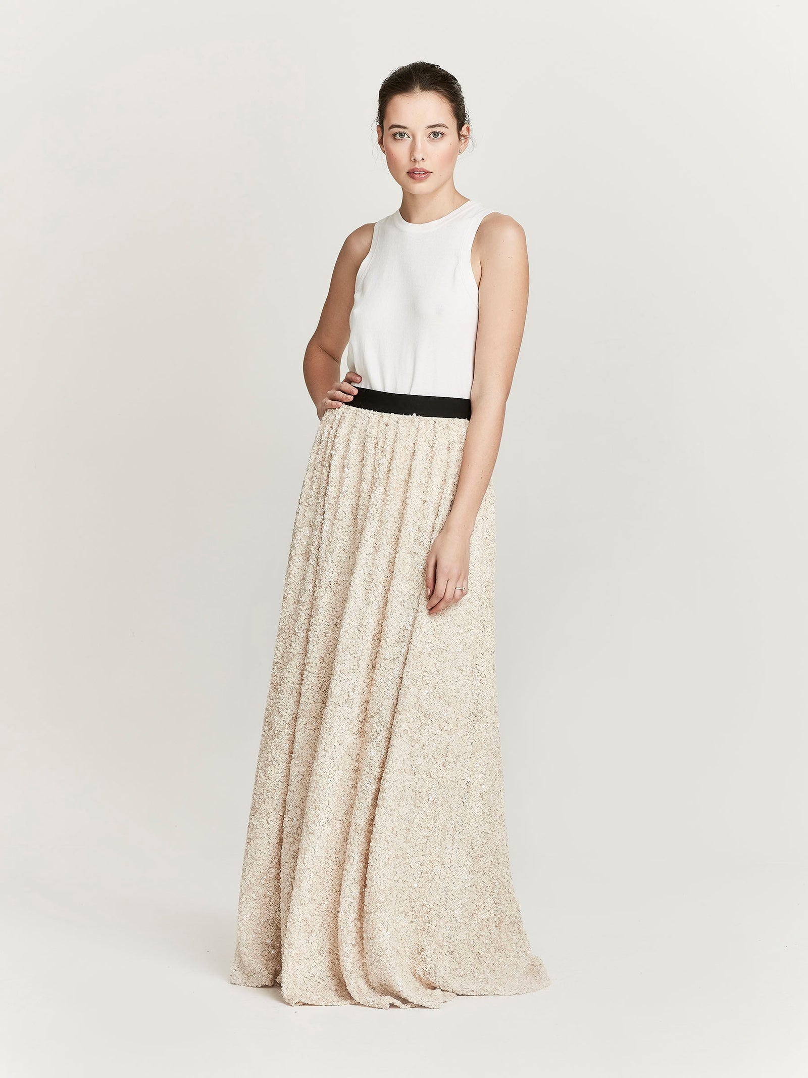 Cinderella Skirt, Shell