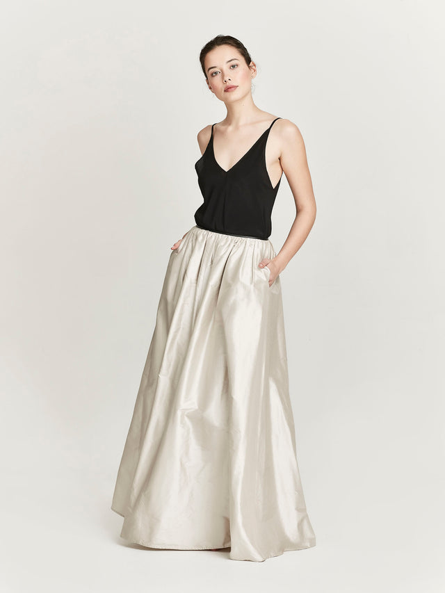 Dior Skirt, Moonlight