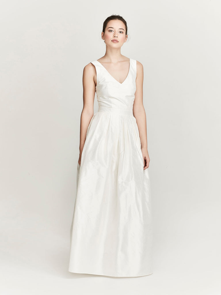 Jodie Dress, Ivory