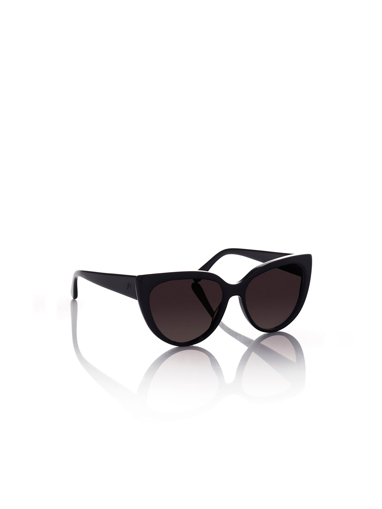 JH Eyewear No. 02 (acetate) black