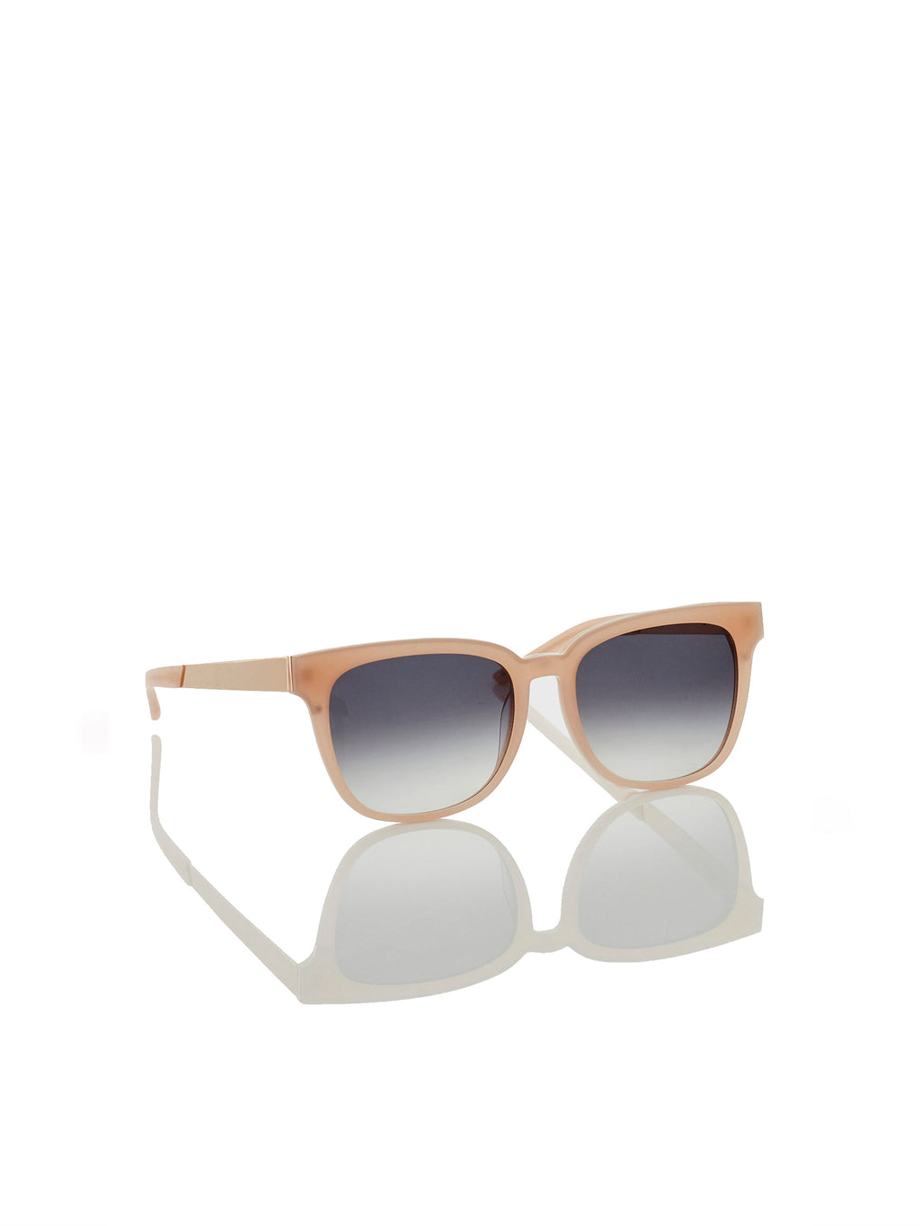 JH Eyewear No. 05 (acetate) petal gold