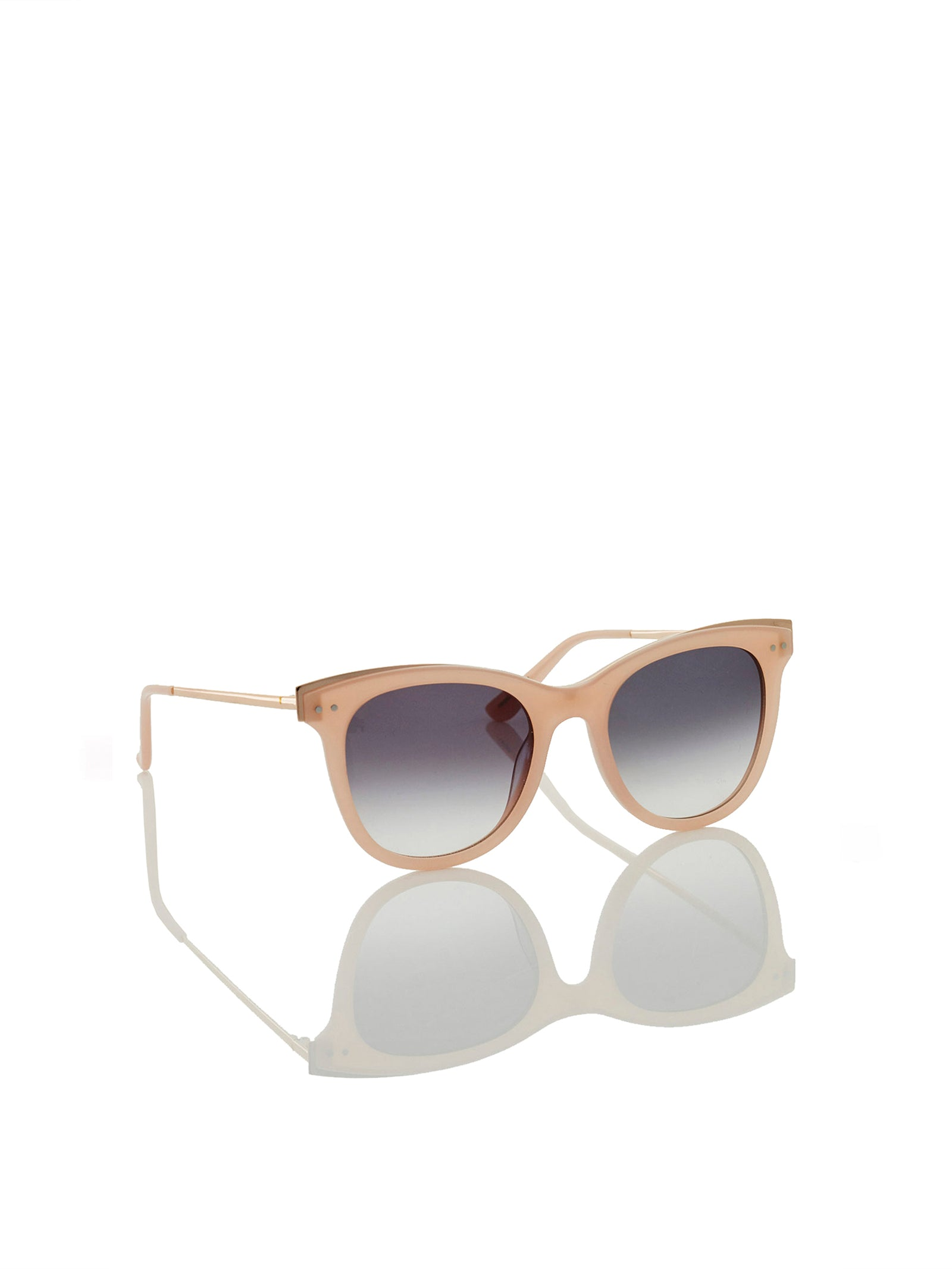 JH Eyewear No. 06 (acetate) petal gold