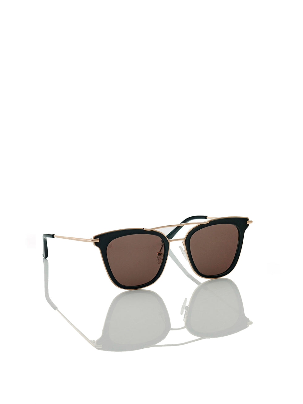 JH Eyewear No. 07 (acetate) black gold
