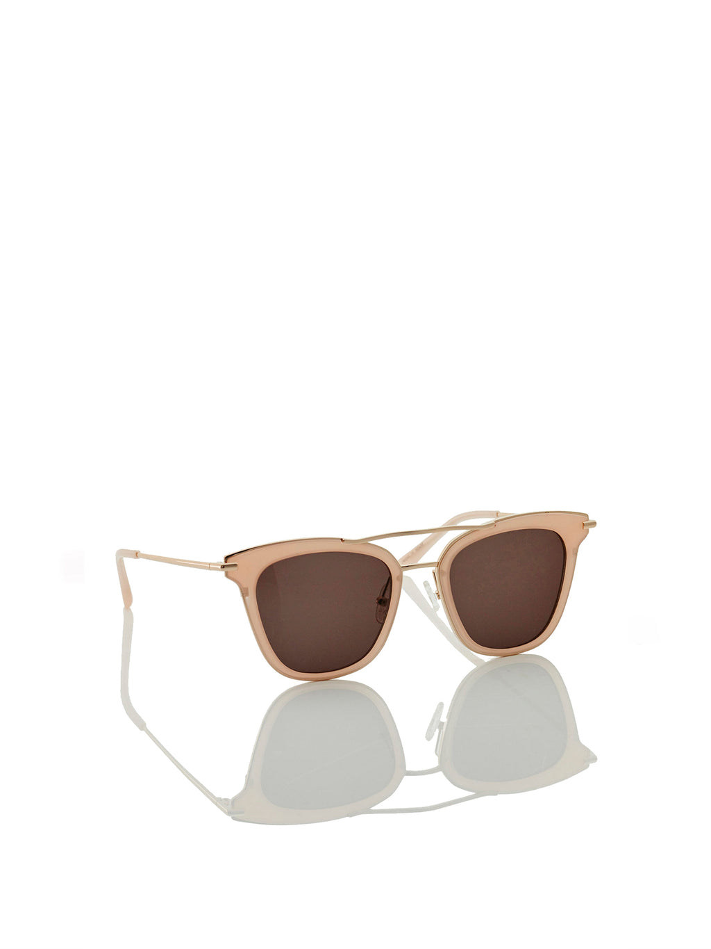JH Eyewear No. 07  (acetate) petal gold