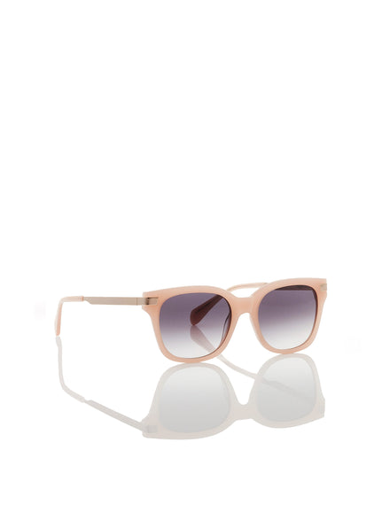JH Eyewear No. 08 (acetate) petal gold