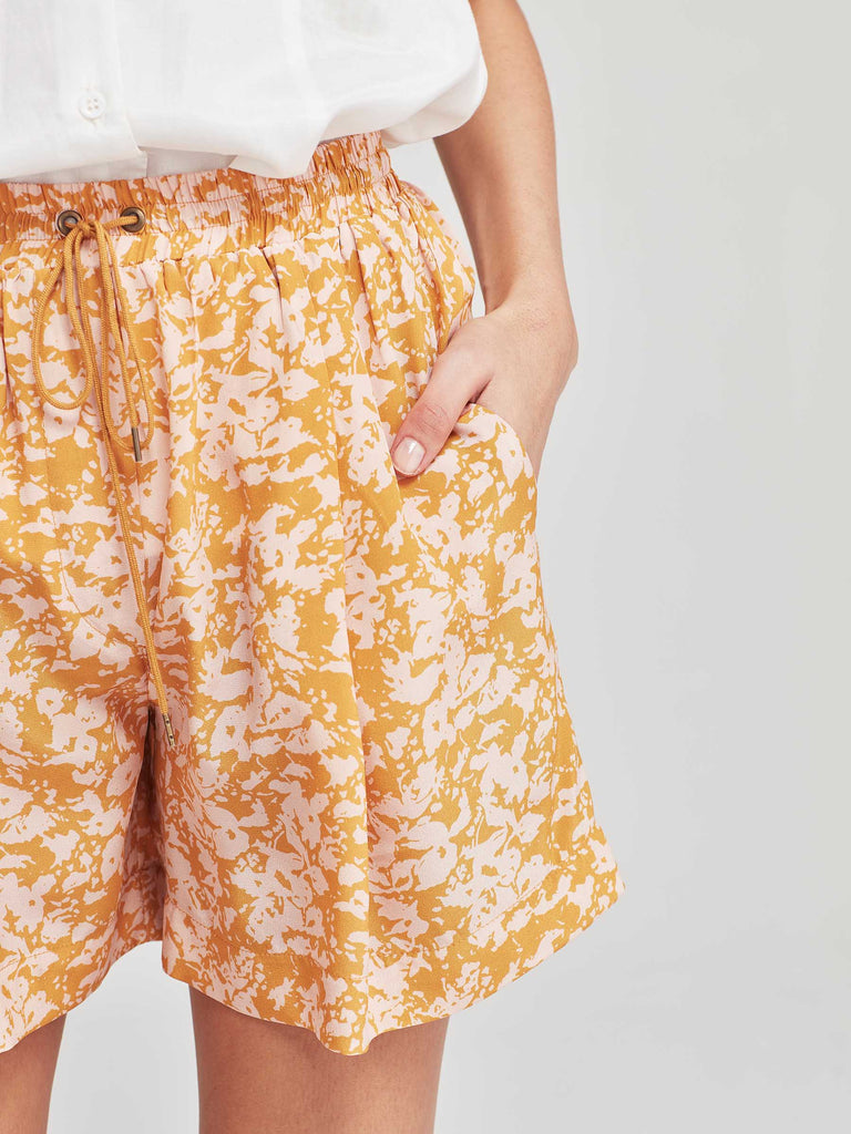Jay Short (Damas Silk) Sunshine