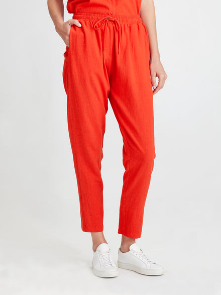 Leonard Pant (Cloud Silk) Cloud