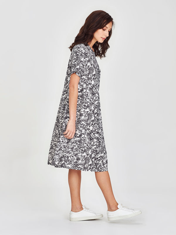 Michelle Dress (Luxe Cotton) Silhouette