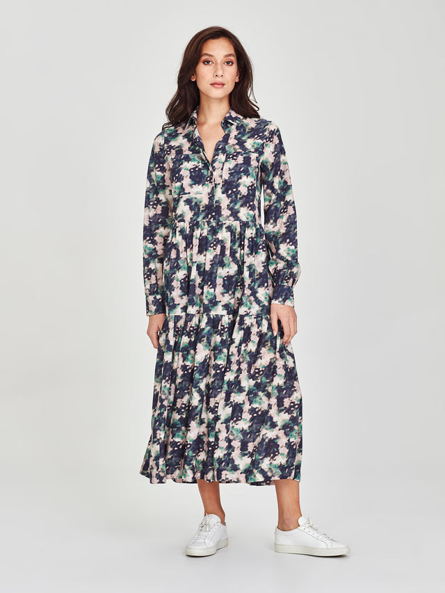 Louise Dress (Moody Bloom) Dream