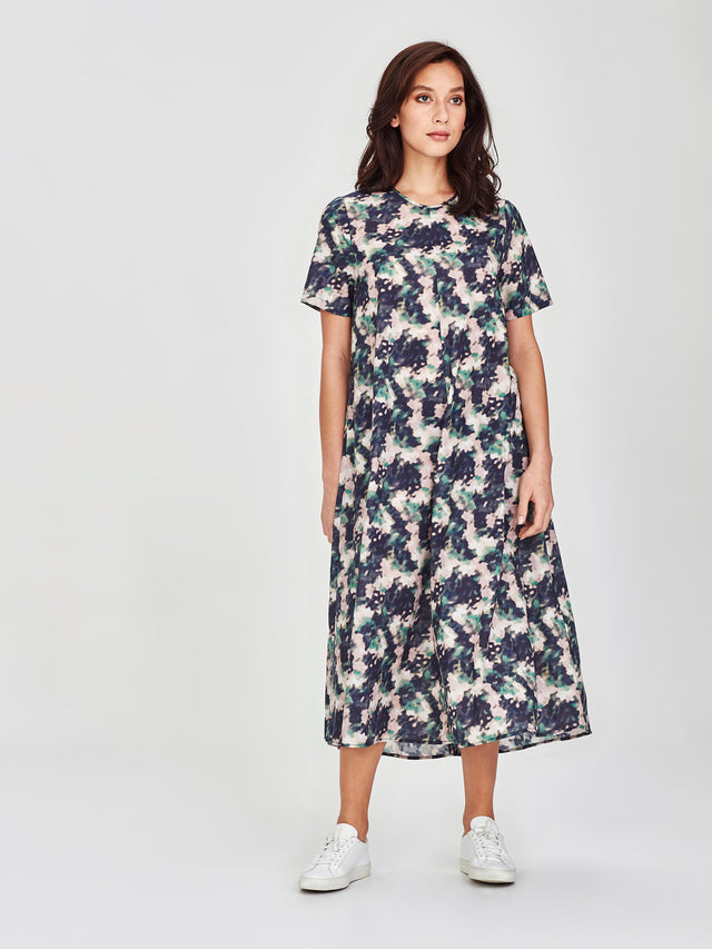 Temperly Dress (Moody Bloom) Dream