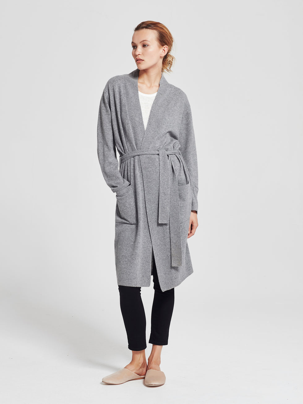 JH Lounge Luxe Robe (cashmere)