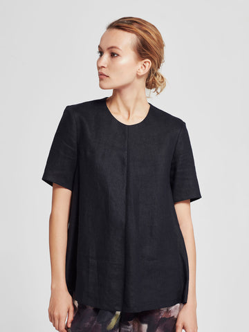 Dove Short (Linen) Black