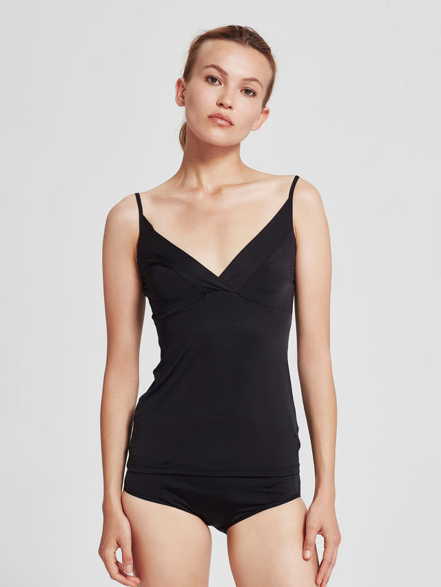 Cami (Underpieces) Black