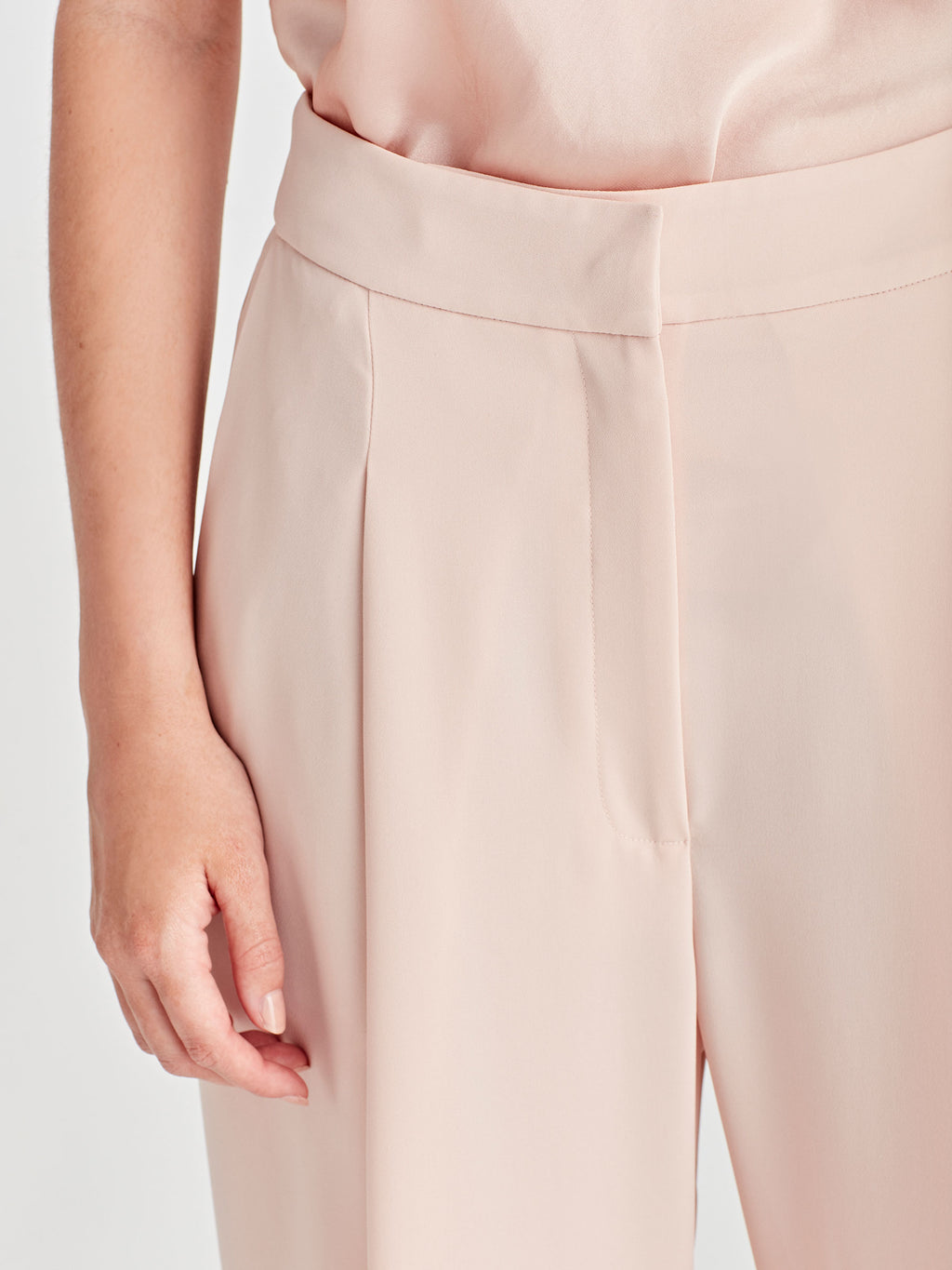 Calla Culottes (Luxe Coloured Suiting) Shell