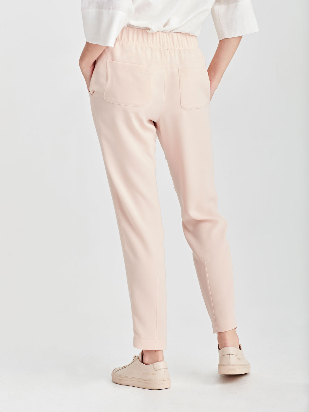 Malfoy Pant (Luxe Coloured Suiting) Shell
