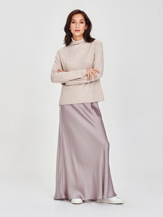 Ever Cashmere Top (Cashmere) Haze Marle