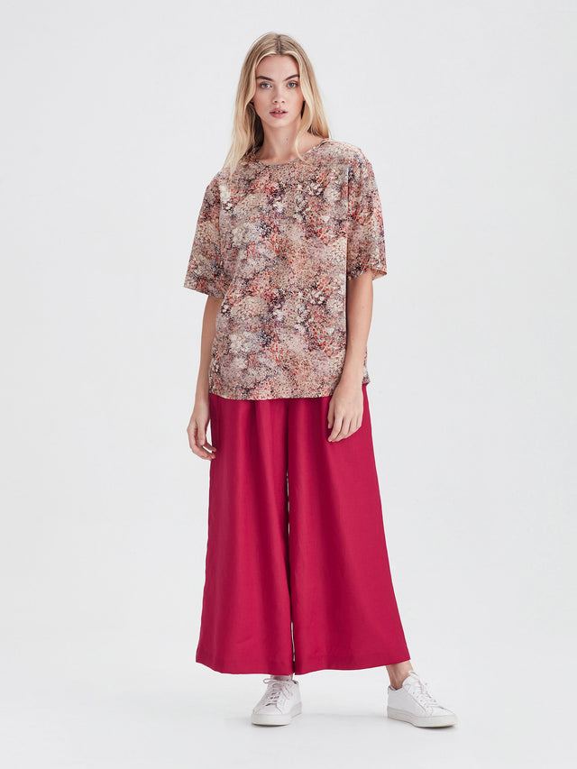 Drape T (Floral Garden) Bloom