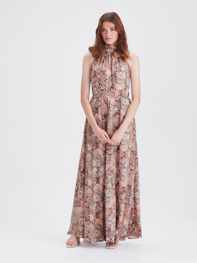 Hana Dress (Floral Garden) Bloom