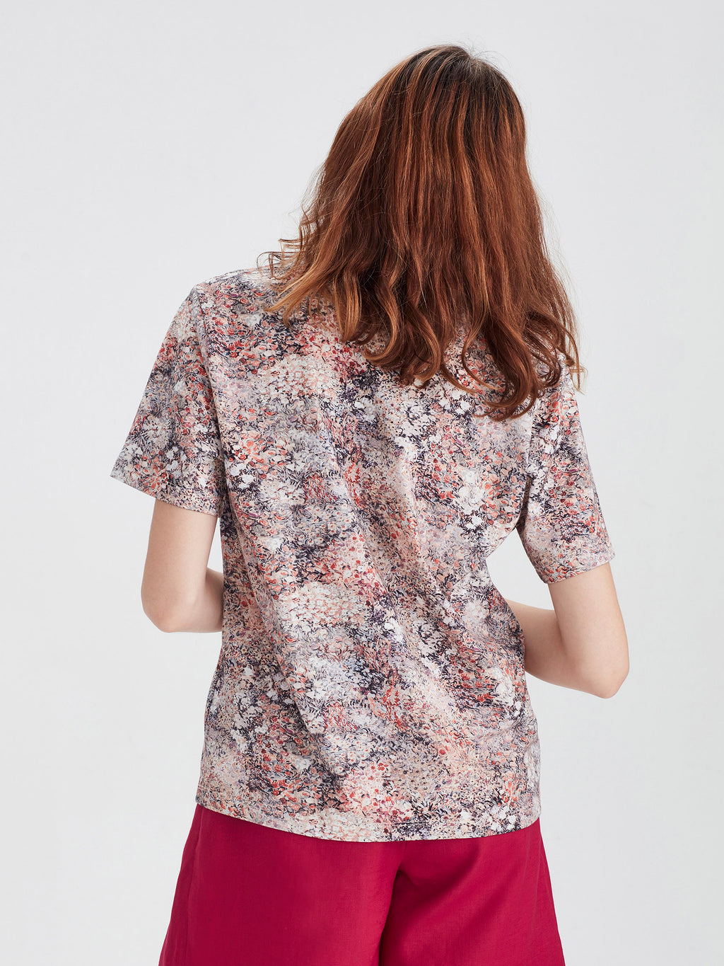 Micky T (Luxe Cotton) Bloom