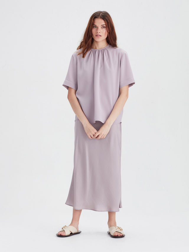 Grade T (Luxe Coloured Suiting) Lavender