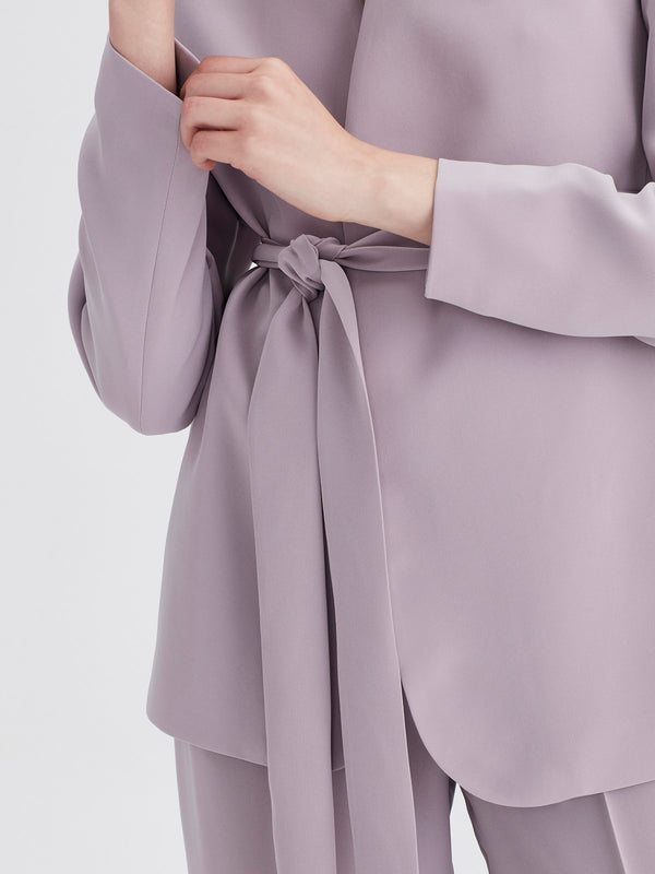 Lindsay Blazer (Luxe Coloured Suiting) Lavender