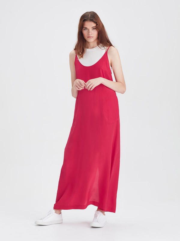 Softly Slip (Silk CDC) Fuchsia
