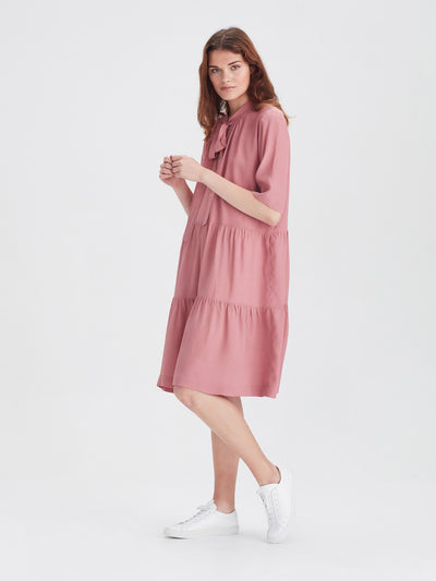 Perfect Tunic (Viscose Silk) Musk