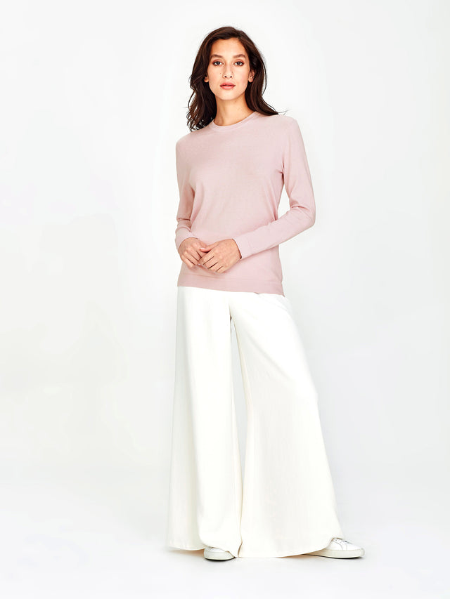 LS Luxe T (Cotton Cashmere) Peony