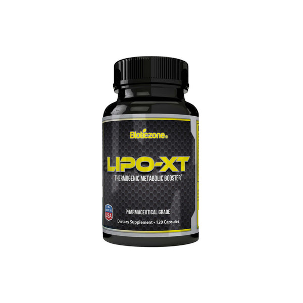 LIPO-XT Thermogenic Metabolic Fat Burner - Extreme Weight Loss