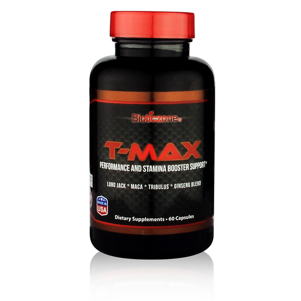 T-MAX Testosterone and Sexual Stamina Booster