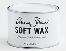 Buy Annie Sloan Soft Clear Wax online