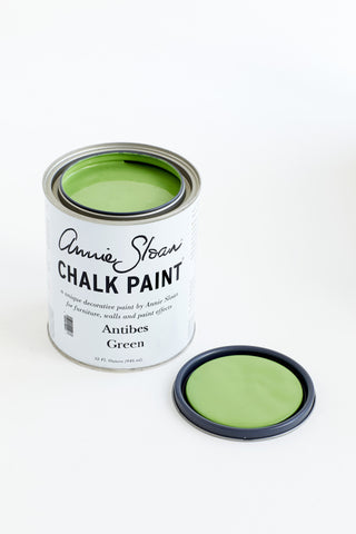 buy CHALK PAINT by Annie Sloan Antibes Green