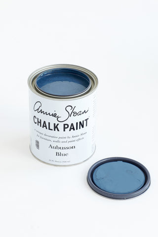 buy CHALK PAINT by Annie Sloan Aubusson Blue