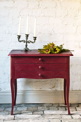 CHALK PAINT® by Annie Sloan Burgandy