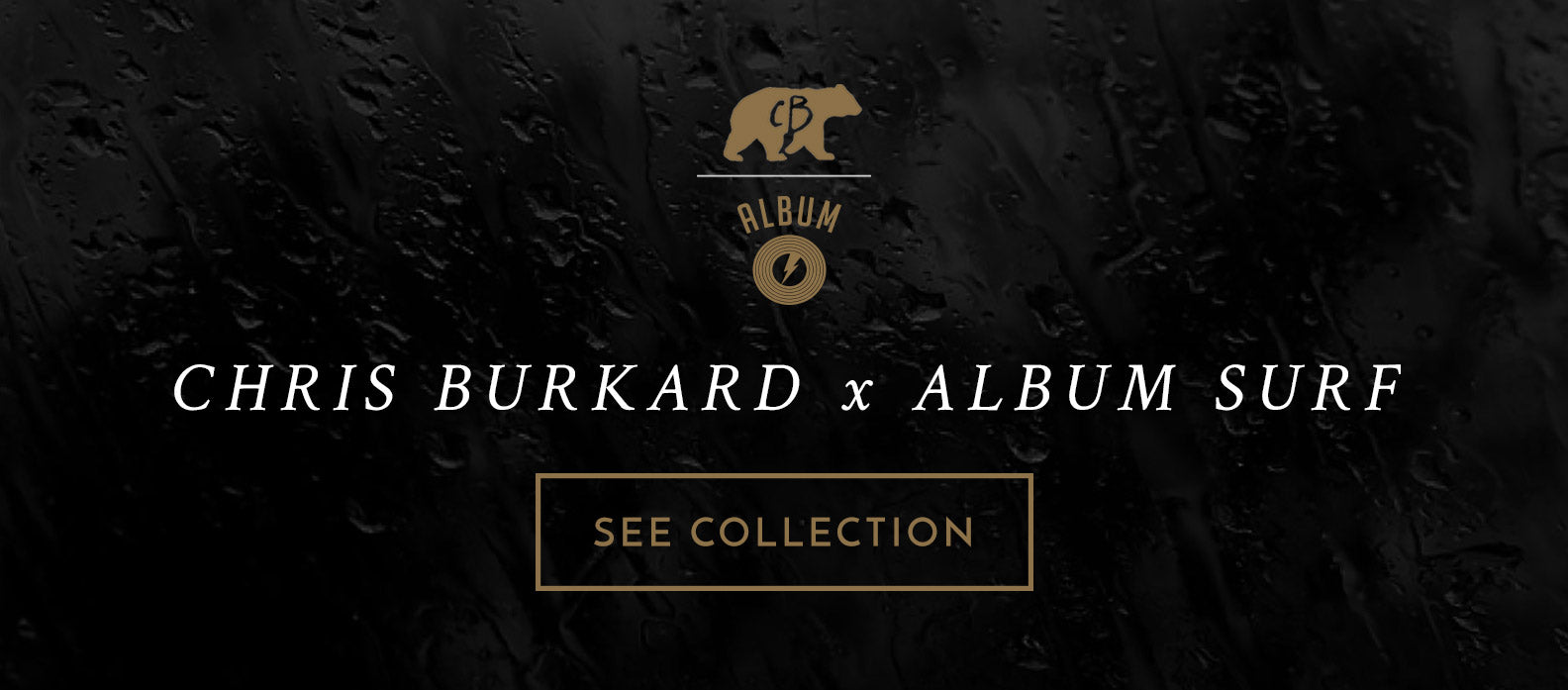 Chris Burkard x Album Surf Collection