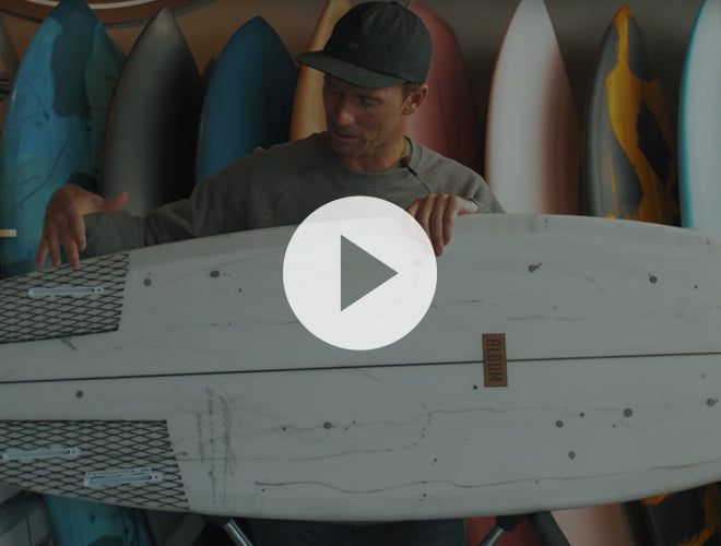 Album Surf's Matt Parker on the Fascination Board Model