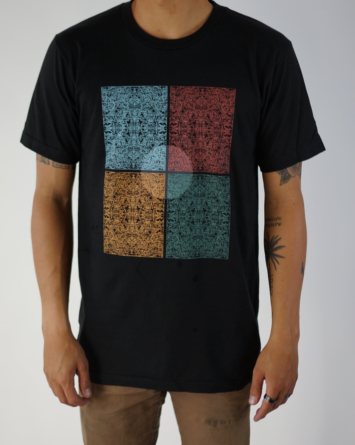 Sunscape Tee