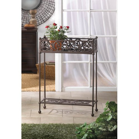 Rectangle Plant Stand