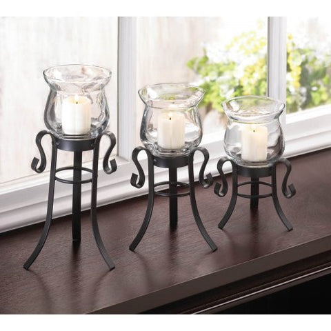 Allure Candle Stands