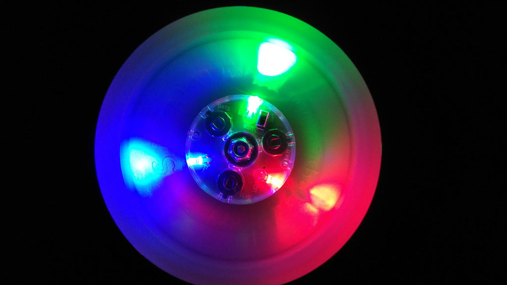Diabolo LED set