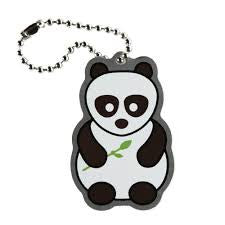 Bamboo the Panda Travel Tag
